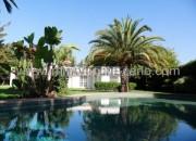 Photo de l'annonce: Villa à louer avec piscine  et chauffage central à Souissi RABAT