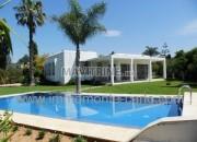 Photo de l'annonce: Location villa avec piscine au quartier Souissi RABAT
