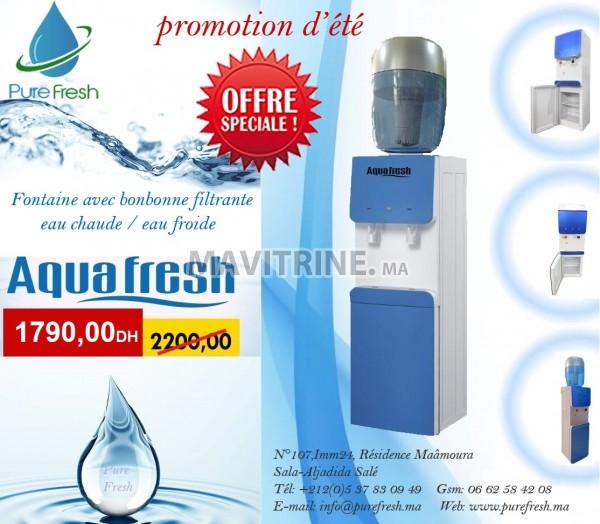 Fontaine Aquafresh Avec Bonbonne Filtrante