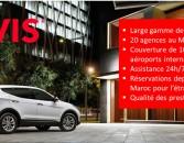 Pionnier et leader de la location de voitures au Maroc et à l'étranger