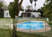 Photo de l'annonce: Très belle villa avec piscine et chauffage central à Souissi Rabat