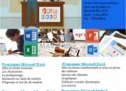Photo de l'annonce: Formation en Microsoft office 2016 (Module avancé).