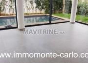 Photo de l'annonce: A louer villa de standing avec piscine à Rabat au quartier Hassan