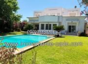 Photo de l'annonce: Location Villa  haut standing  de prestige au quartier Souissi RABAT