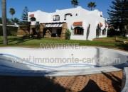 Photo de l'annonce: Location Villa avec piscine à Soussi RABAT