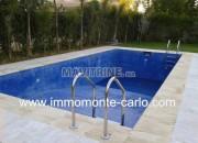 Photo de l'annonce: Location villa d'architecture moderne neuve avec piscine à louer à Soussi
