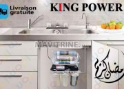 Photo de l'annonce: OSMOSE 7 STAGE KING POWER