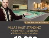 Villas Haut Standing à partir de 10.000 Dhs/m²