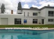 Photo de l'annonce: Location villa  haut standing avec piscine à Souissi RABAT
