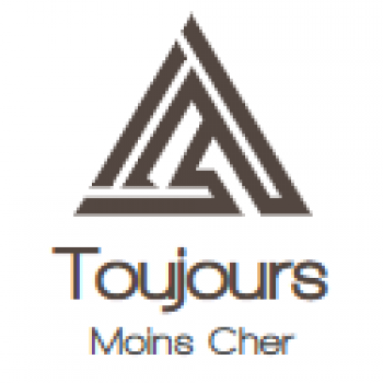 Logo de la vitrine: TOUJOURS MOINS CHER