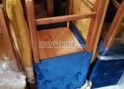Photo de l'annonce: Chaise capitonnée