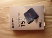 Photo de l'annonce: Samsung SSD T5 externe