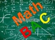 Photo de l'annonce: Prof de maths à domicile pour cours de soutien