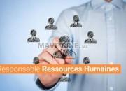 Photo de l'annonce: Recrute un Responsable ressources humaines