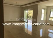 Photo de l'annonce: appartement à louer au quartier Souissi Rabat