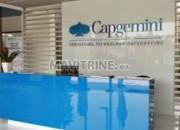 """Photo de l'annonce: Recrutement Capgemini Maroc """"Septembre"""" 2019"""""""