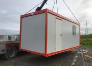 Photo de l'annonce: Đes cabines modulaires de chantier