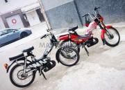 Photo de l'annonce: Moto Mbk swing