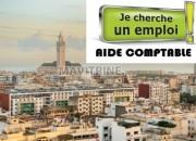Photo de l'annonce: aide comptable a Casablanca