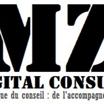 Logo du Vitrine: MZ DIGITAL CONSULT