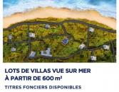 Lots de villas d'exception au taux de financement le plus bas du marché