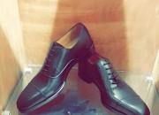 Photo de l'annonce: chaussures richlieu en cuir verni pointure 40 neuf