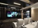 Photo de l'Annonce: aménagement de salle de cinéma privé dans villa