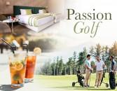"""Passion Golf : Profitez de notre package """"Golf & Stay"""" en formule tout compris, jusqu'au 31 octobre 2020 !"""