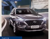 Hyundai SANTA FE, Offrez-vous un surclassement d'exception!