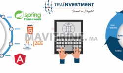 Développement d'applications Web Java, J2EE, Spring et Angular