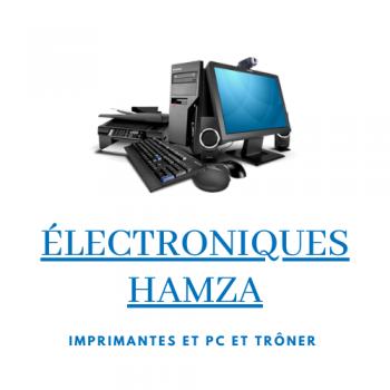 Logo du Vitrine: ÉLECTRONIQUES HAMZA