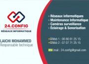 Photo de l'annonce: Installation réseaux informatique