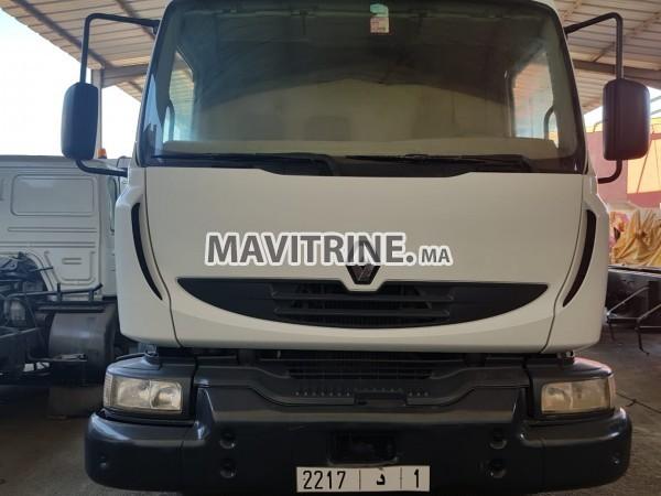 Location camion Renault benne tasseuse