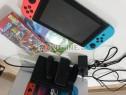 Photo de l'Annonce: Nintendo switch Kit complet + 2 jeux