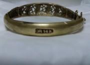 Photo de l'annonce: Vieux Bracelet OR 14k