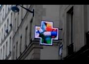 Photo de l'annonce: ENSEIGNE CROIX LED
