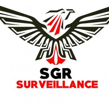 Logo du Vitrine: SGR SURVEILLANCE