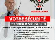 Photo de l'annonce: Société de sécurité Tanger / Agence de sécurité à Tanger SGR Surveillance