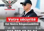 Photo de l'annonce: Société de sécurité tanger sgr surveillance - agent de sécurité
