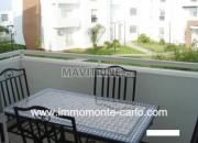 Photo de l'annonce: Appartement meublé avec terrasse à louer à Bassatine Al Manzeh