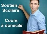 Photo de l'annonce: soutien en  français et anglais et arabe à domicile ou à distance