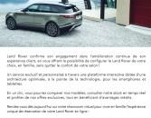 Commandez votre Land Rover en ligne !