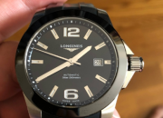 Photo de l'annonce: Montre Longines conquest ceramic automatic