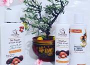 Photo de l'annonce: Shampoing ;démeleur et gel douche à l'huile d'argan