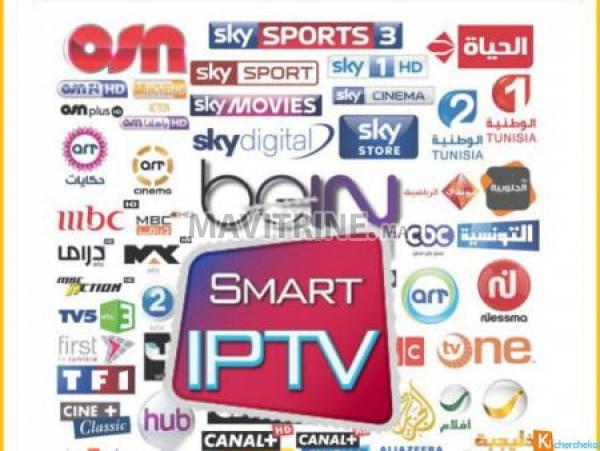 IPTV FULL HD VOD FILMS 2020