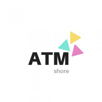Logo du Vitrine: ATM