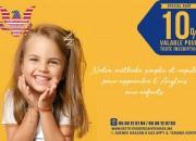 Photo de l'annonce: Inscription ouverte les cours d'Anglais pour les enfants
