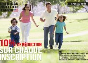 Photo de l'annonce: Inscription ouverte pour les Cours d'Anglais à l'Institut Americain Temara