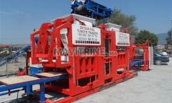 Machine a parpaing / Brique - et pave - Bordure
