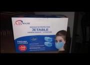 Photo de l'annonce: Bavette/masque 3 plis haute qualité